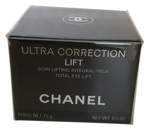 Chanel CHANEL Ultra Correction Lift, Total Eye Lift .5oz (NEW - PLASTIC WRAP)