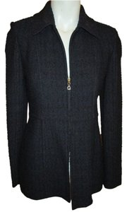 St. John Knit black Blazer