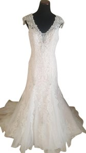Moonlight Bridal H1275 Wedding Dress