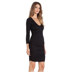 Velvet by Graham & Spencer & Runched Little Sexy Dress