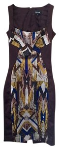 Just Cavalli Roberto Pencil Mini Wiggle Dress