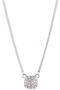 Givenchy Givenchy Pave Pendant Necklace