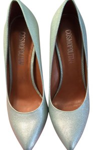 Cosmopolitan Mint Green Pumps