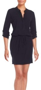 James Perse short dress Black T Shirt on Tradesy