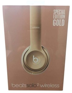 Beats By Dre Beats solo2 Wireless Special Edition GOLD