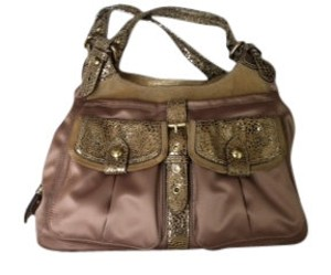 Coach Limited Edition Exotic Shoulder Bag