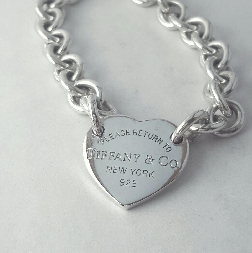 Tiffany Amp Co Gorgeous Return To Tiffany Heart Tag