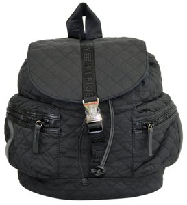 Tommy Hilfiger Nylon Quilted Stitching Backpack