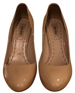 Miu Miu nude Pumps