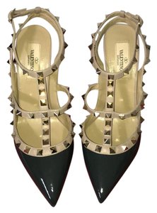 Valentino Dark Gray Pumps