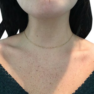 Catbird Gold Choker Necklace
