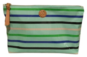 Tory Burch New!!! Large Slouchy Cosmetic Bag