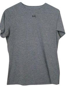 Under Armour Short Sleeve Crew Neck Tshirt - Sz. Gray - VGUC!