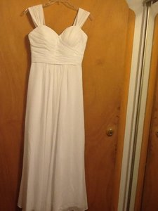 Bill Levkoff WHITE 165 Dress