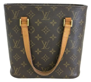 Louis Vuitton Lv Vavin Monogram Pm Canvas Tote in brown
