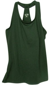 Champion Racer Back Tank Top w/Built in Bra - Black - Sz. Xsmall - VGCU!