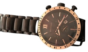 BVLGARI Bvlgari Black/Gold Watch