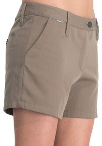 Icebreaker Wool Hiking Taupe Shorts