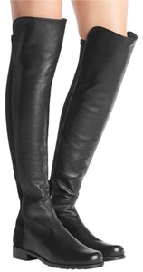 Stuart Weitzman Knee High Knee High Over The Knee Over The Knee Black Boots