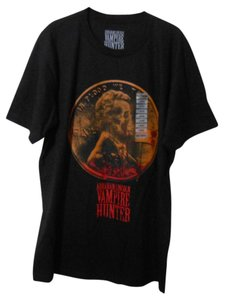 Zapper Men's Graphic Xl T Shirt Black