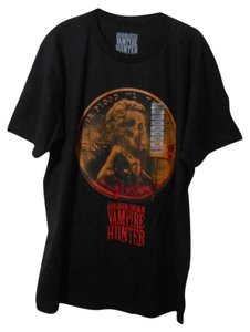 zapper Mens Graphic Xxl 2x T Shirt Black