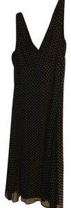 J.Crew short dress Black w white polka dots Dot on Tradesy