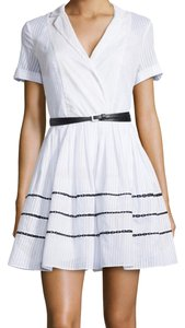 White Maxi Dress by Halston