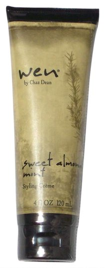 Wen by Chaz Dean WEN Sweet Almond Mint Styling Creme, unopened