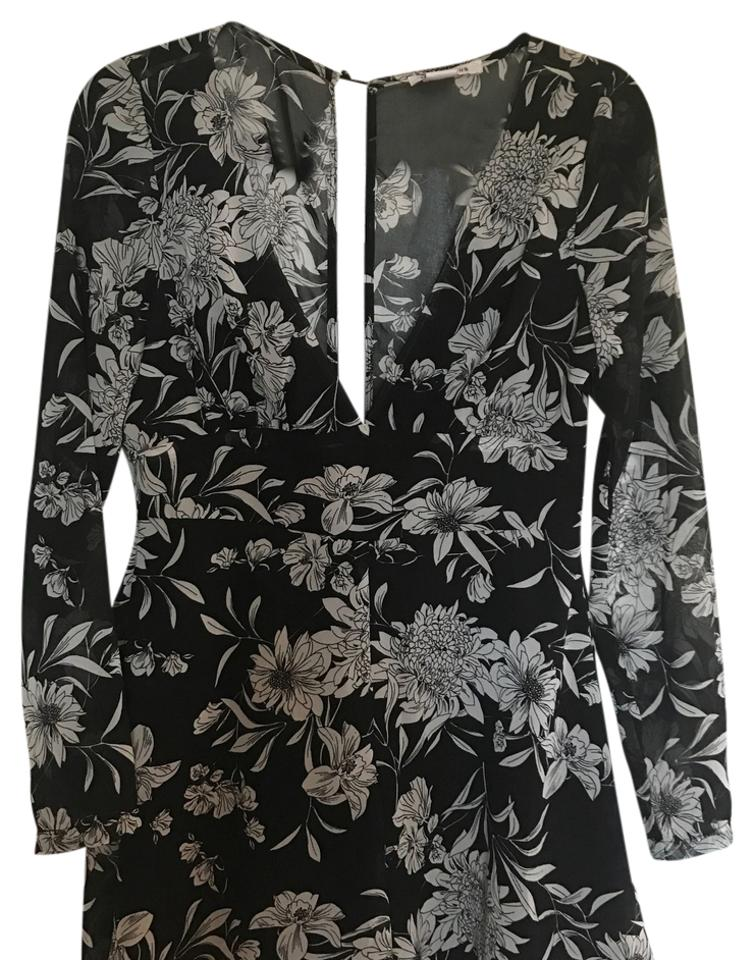 Glamorous Black And White Nordstrom Exclusive Romperjumpsuit Tradesy
