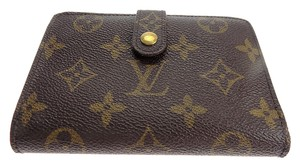 Louis Vuitton Porte Monnaie Billets Viennois Kisslock Wallet