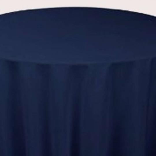 Preload https://item1.tradesy.com/images/navy-blue-polyester-tablecloth-203715-0-0.jpg?width=440&height=440
