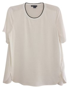 Vince Sheer Top White