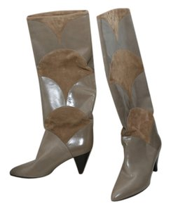 Charles David by Roberta Vintage taupe Boots