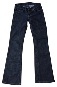Citizens of Humanity Denim Boot Cut Jeans-Dark Rinse
