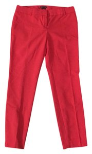 Express Skinny Pants red