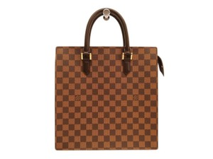 Louis Vuitton Venice Handbag Tote in Brown