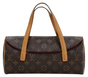 Louis Vuitton Monogram Canvas Sonatine Shoulder Bag