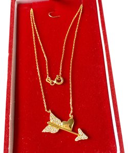 21 k 21 K Gold necklace