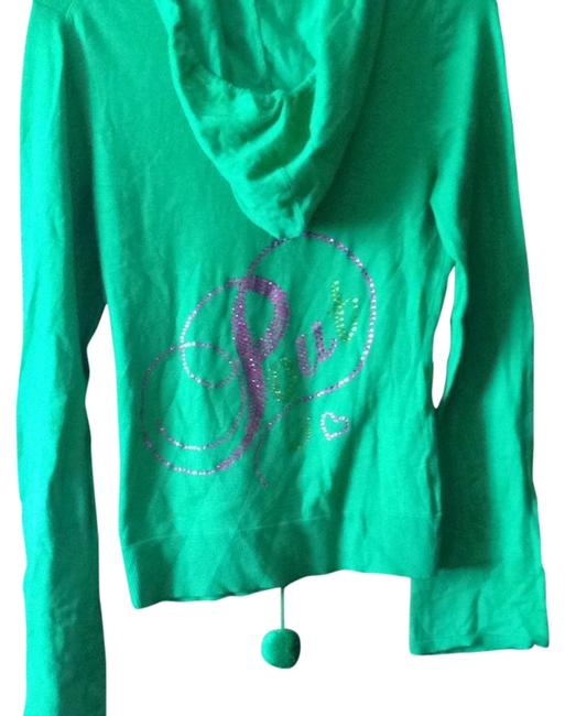 Preload https://img-static.tradesy.com/item/2037246/victoria-s-secret-green-pink-true-sweaterpullover-size-6-s-0-0-650-650.jpg