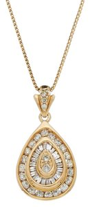 Diana M. Jewelry Yellow gold Diamond Necklace