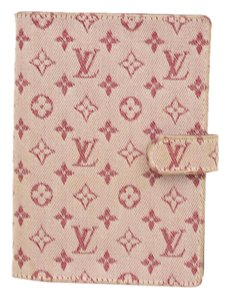 Louis Vuitton Louis Vuitton Diary Cover Agenda / Notebook Cover Monogram Mini l