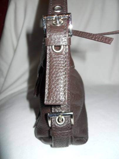 Gianni Bini Leather Shoulder Bag