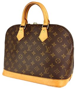 Louis Vuitton Lv Lv Alma Pm Lv Lv Speedy Lv Neverfull Tote in Monogram