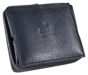 Gucci Gucci Leather Coin Pouch