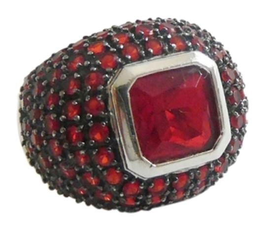Preload https://item5.tradesy.com/images/real-collectibles-by-adrienne-sterling-silver-925-ruby-pave-dome-size-8-ring-2037279-0-0.jpg?width=440&height=440