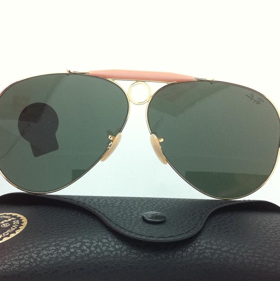 eb28a2f6c51 Ray Ban 3138 Shooter Aviator Sunglasses – Southern California ...