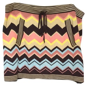 Missoni for Target Skirt Multi Color