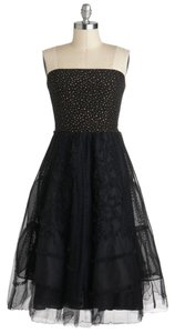 Corey Lynn Calter Anthropologie Modcloth Tulle Retro Stars Dress