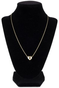 Ippolita Ippolita Small Hammered Gold Heart Pendant Necklace