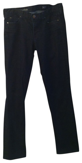 Preload https://item4.tradesy.com/images/jcrew-dark-rinse-matchstick-straight-leg-jeans-size-30-6-m-20373-0-0.jpg?width=400&height=650